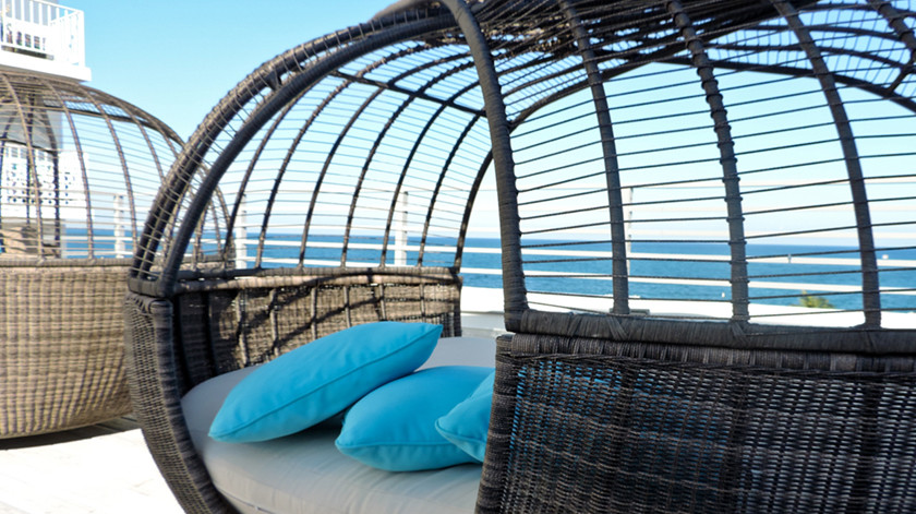 Snooze Hotel Rooftop